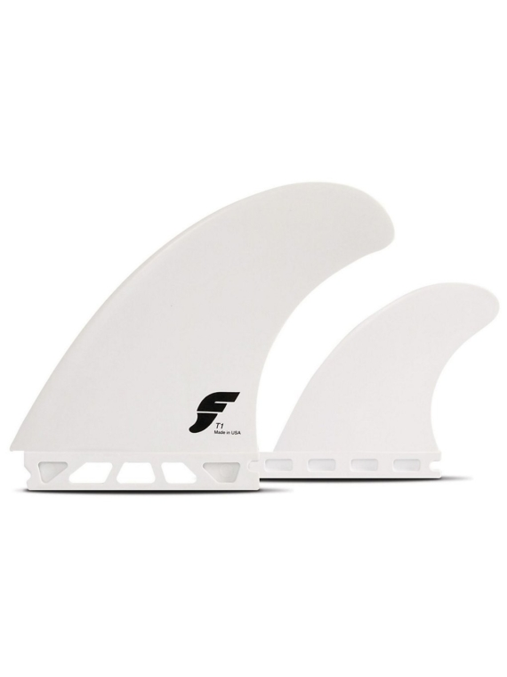 Futures Fins Twin T1 Thermotech Fin Set wit