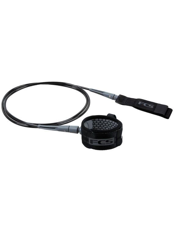 FCS All Round Essential 7.0 Leash zwart