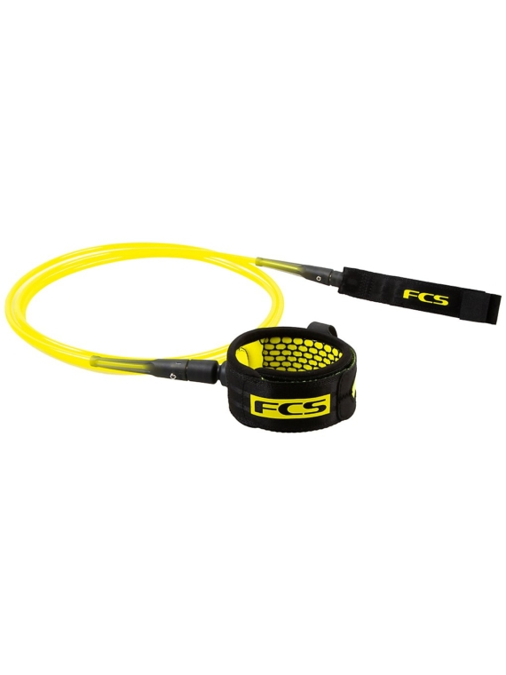 FCS Comp Essential 5.0 Leash blauw