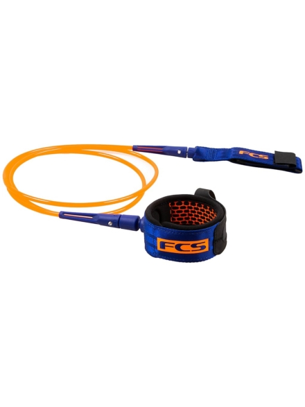 FCS Comp Essential 5.0 Leash oranje