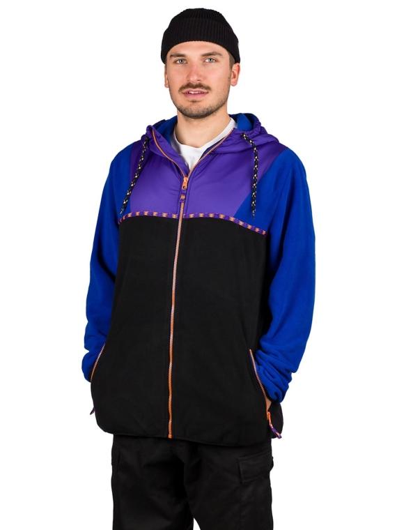 Empyre Blocker Tech Fleece Ski jas patroon