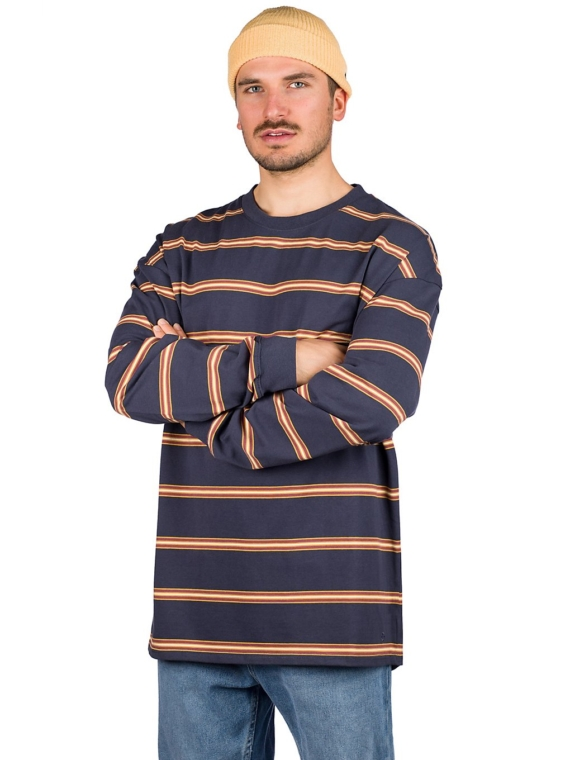 Empyre Hedgy Long Sleeve T-Shirt blauw