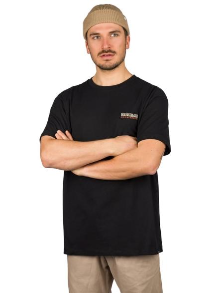 Napapijri SASE T-Shirt zwart