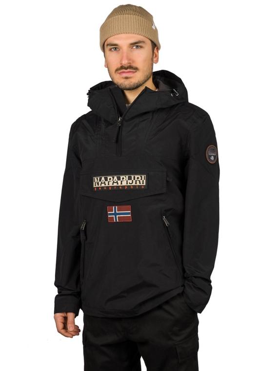 Napapijri Rainforest Ski jas zwart