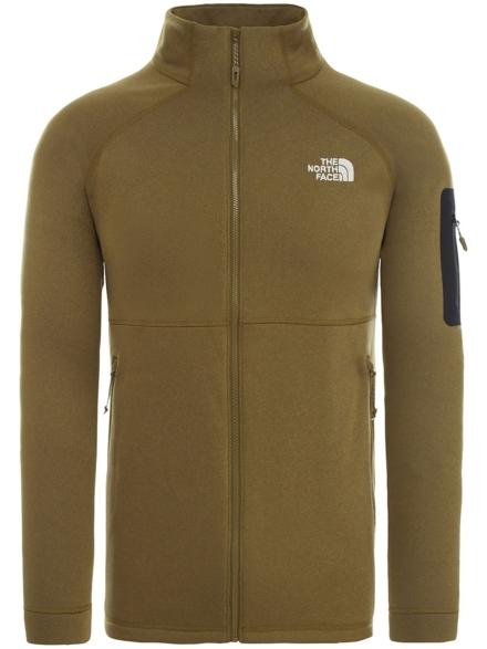 THE NORTH FACE Impendor Powerdry Fleece Ski jas groen
