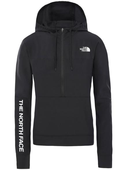 THE NORTH FACE Train N Logo Wind Ski jas zwart