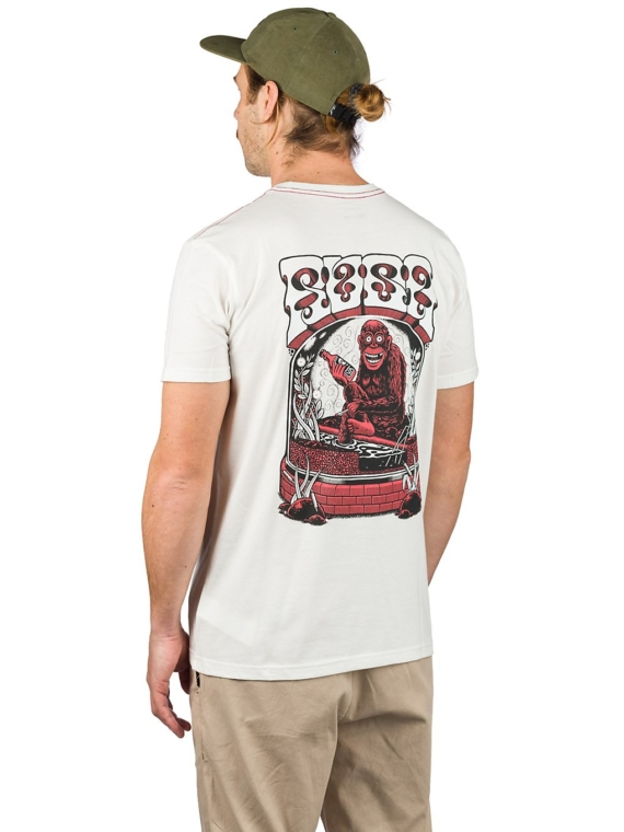 RVCA Monkey T-Shirt wit
