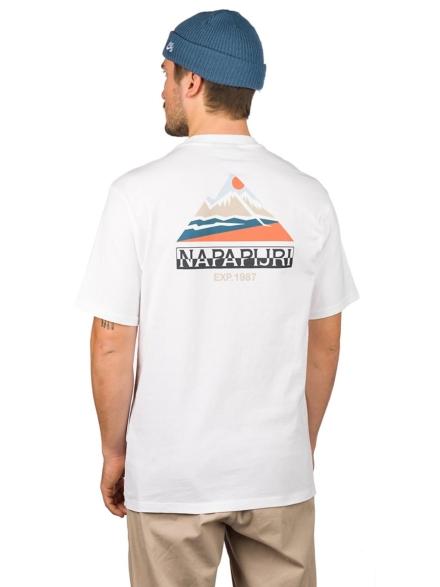 Napapijri Sole T-Shirt wit