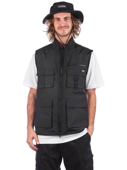 Dickies Stillmore Ski jas zwart