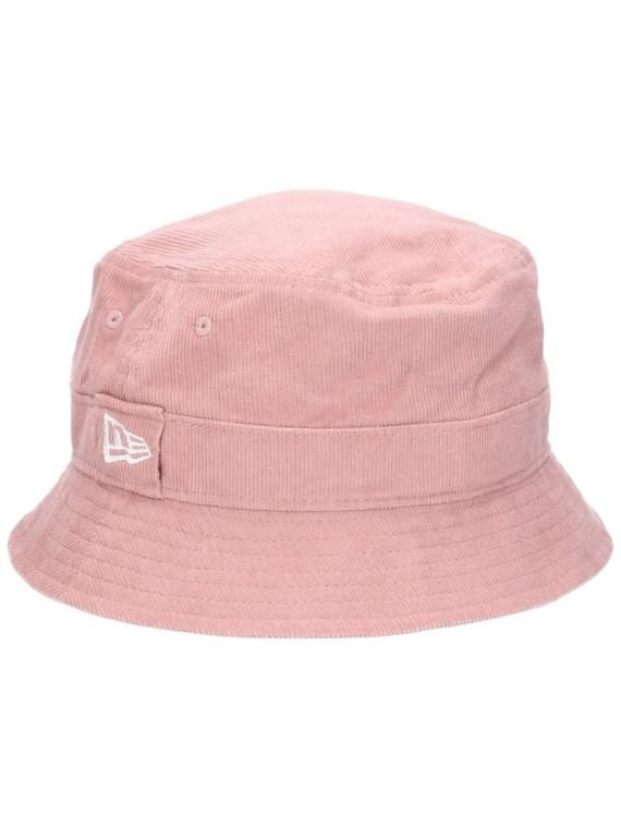 New Era Cord Bucket hoed roze