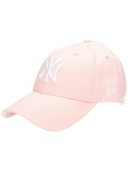 New Era Essential 9Forty New York Yankees petje roze