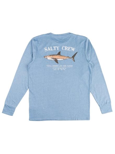 Salty Crew Bruce Longsleeve Lycra blauw