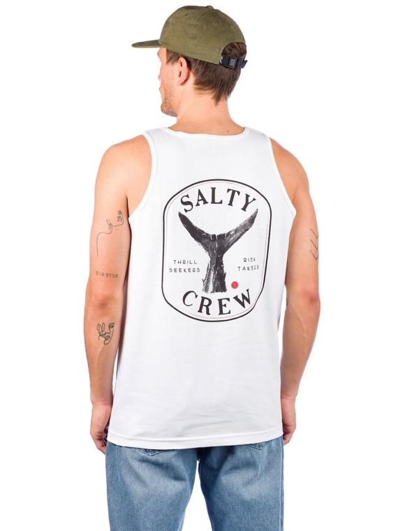 Salty Crew Fishstone Tank Top wit