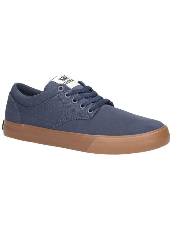 Supra Chino Skate schoenen blauw