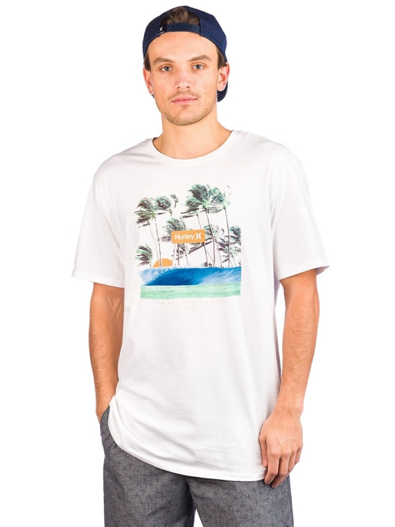 Hurley Offshore T-Shirt wit