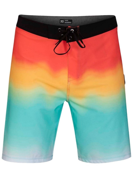 Hurley Phantom Matsumotos Hawaii 20 Boardshorts zwart