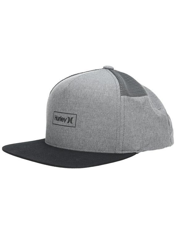 Hurley Phantomt Locked 2.0 petje grijs