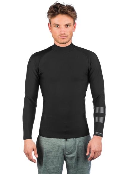 Hurley Advantage Plus 1/1 Rversible Ski jas zwart