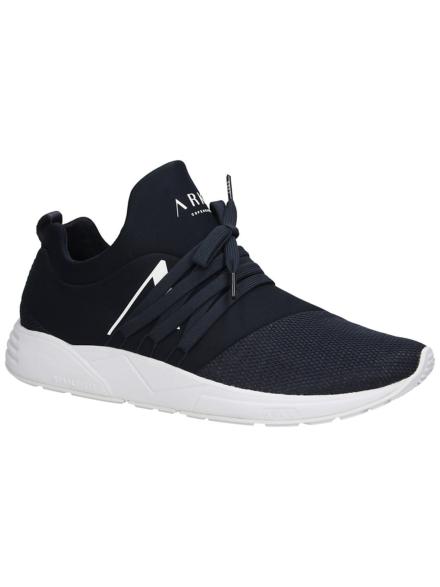 Arkk Raven Mesh Sneakers blauw