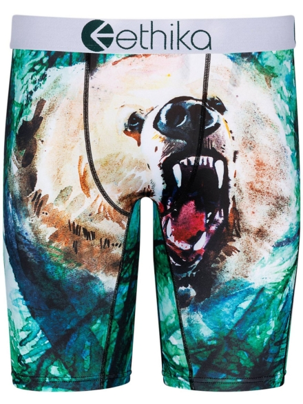 Ethika Mother Bear Boxershorts patroon