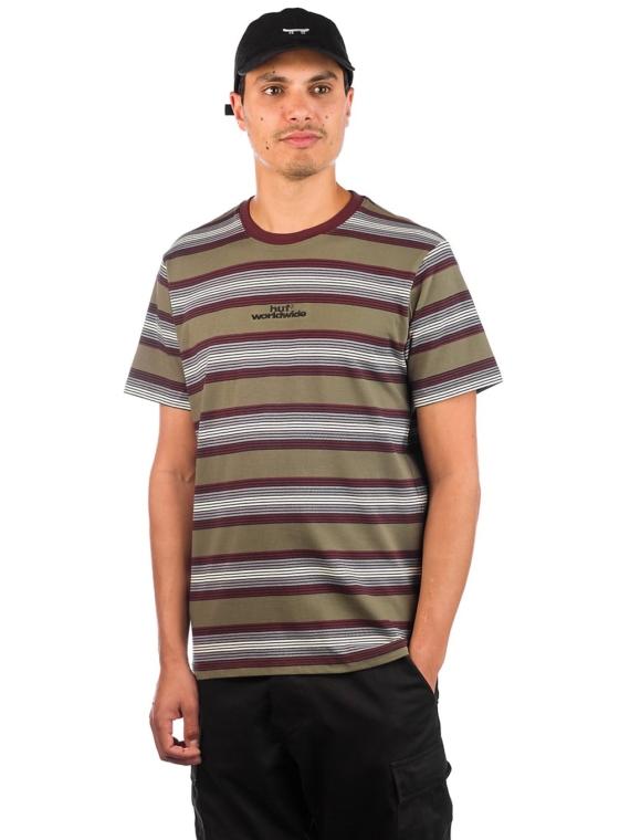 HUF Travis T-Shirt bruin