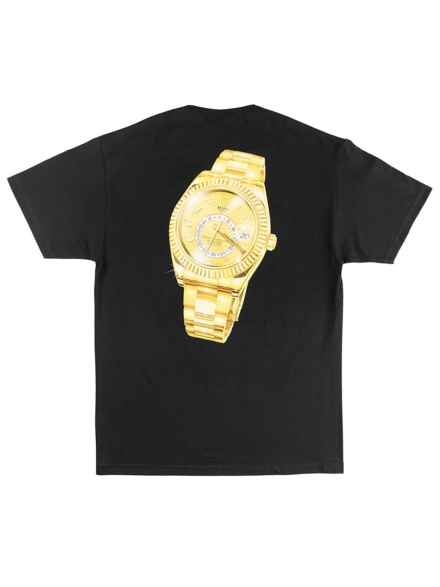 HUF Hufex T-Shirt zwart