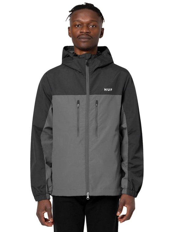 HUF Standard Shell 3 Ski jas zwart