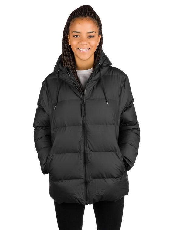 Rains Puffer Insulator Ski jas zwart