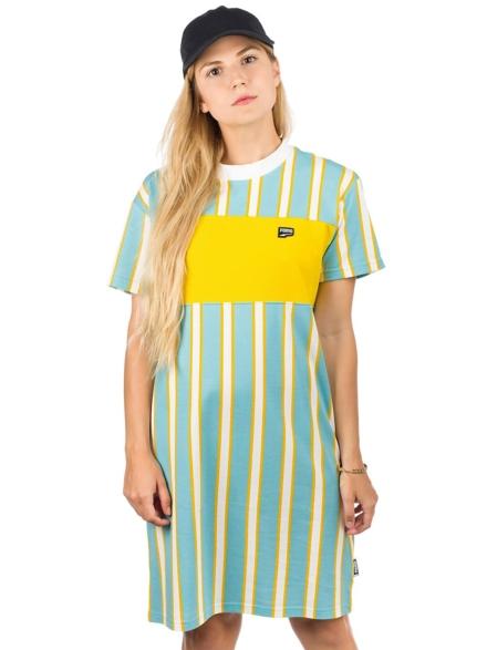 Puma Downtown Stripe jurkje blauw