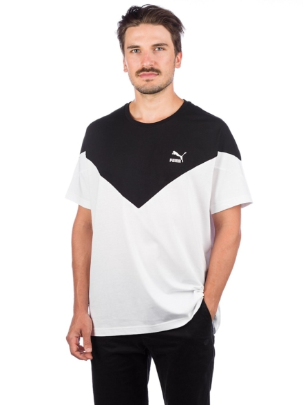 Puma Iconic MCS T-Shirt wit