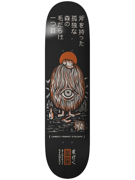 "Element Timber Forest C 8.5"" Skateboard Deck patroon"