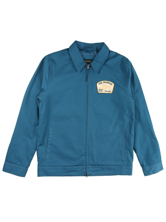 Coal Suttle Ski jas blauw