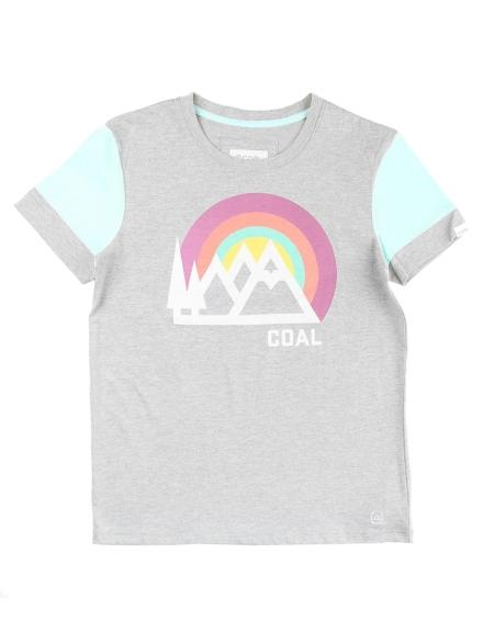 Coal Rialto T-Shirt grijs