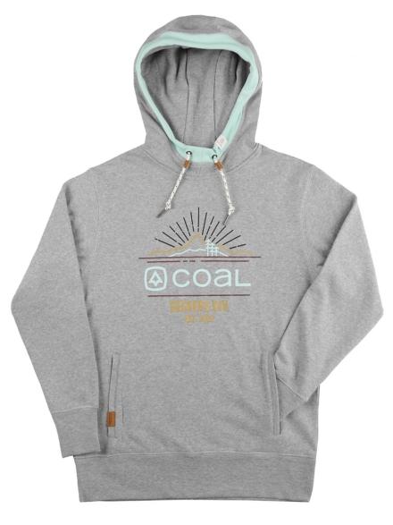 Coal Colchuck Hoodie grijs