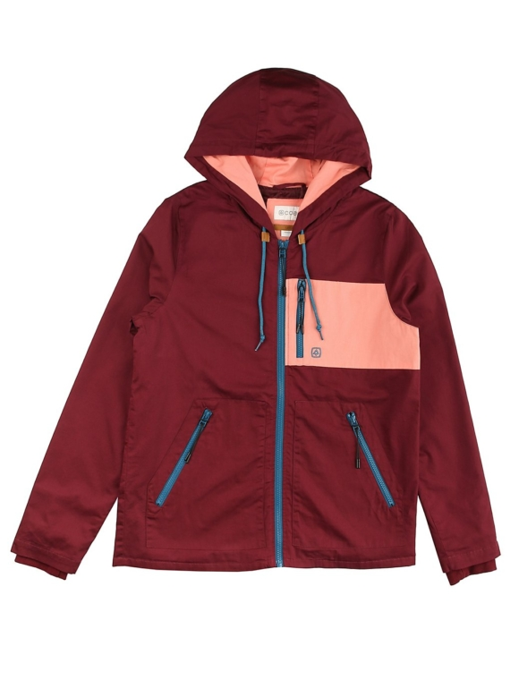 Coal Maude Ski jas rood