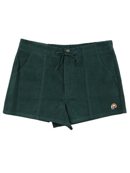 Coal Vantage korte broek groen