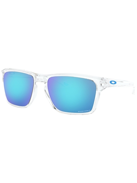 Oakley Sylas Polished Clear patroon