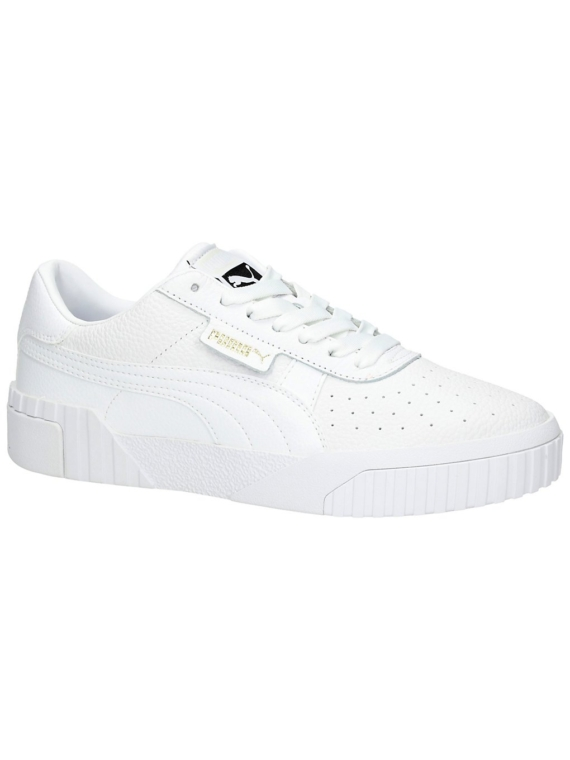 Puma Cali Sneakers wit