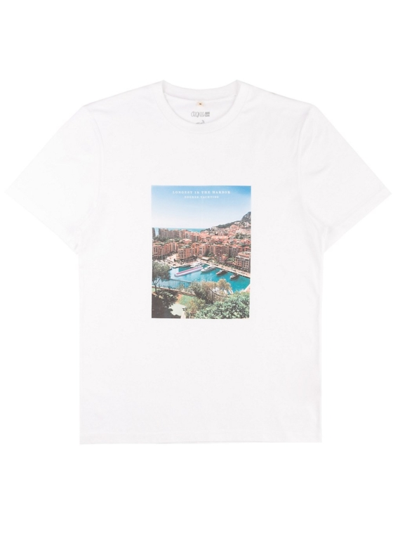 Degree Clothing Mein Schiff T-Shirt wit
