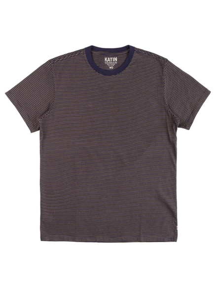 Katin USA James T-Shirt blauw