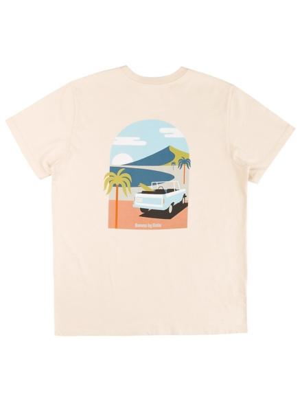 Katin USA Baby Blue Bronco T-Shirt bruin