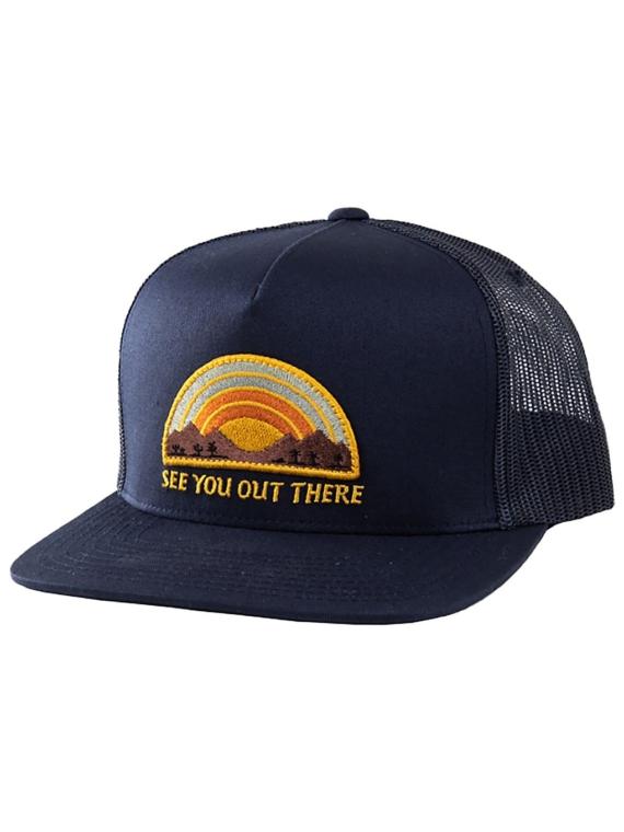 Katin USA See You Trucker petje blauw