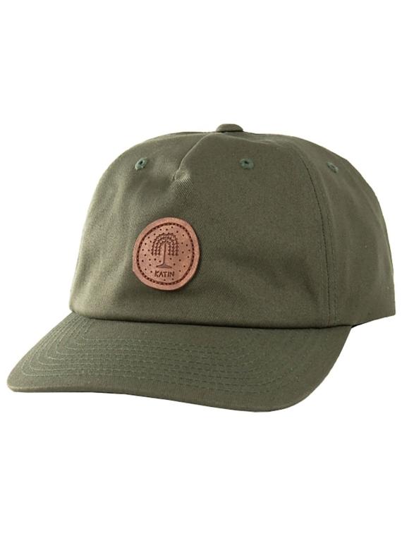 Katin USA Willow Dad hoed petje groen