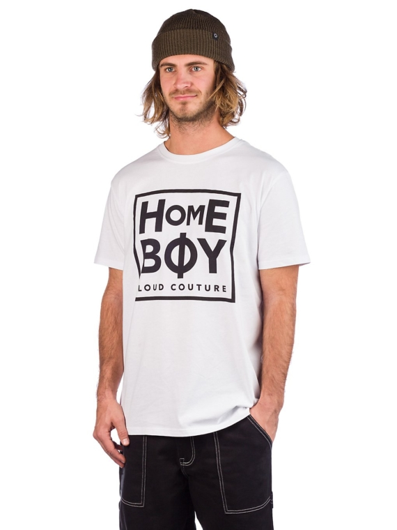Homeboy Take You Home T-Shirt wit