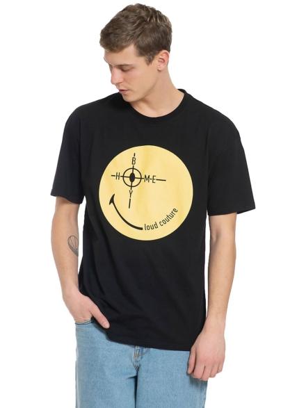 Homeboy Target T-Shirt zwart
