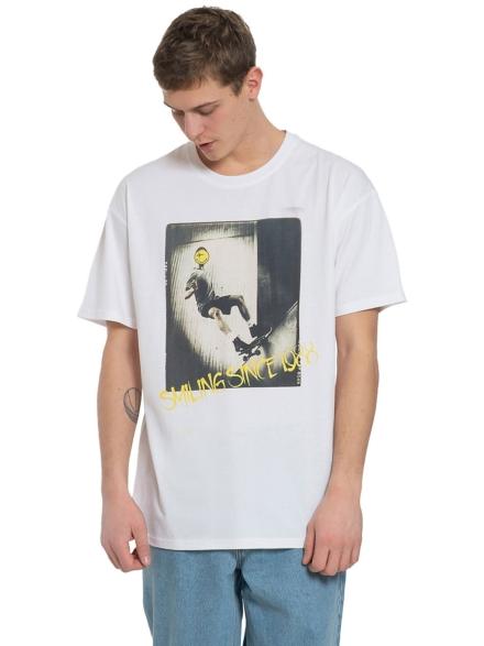 Homeboy Noah T-Shirt wit