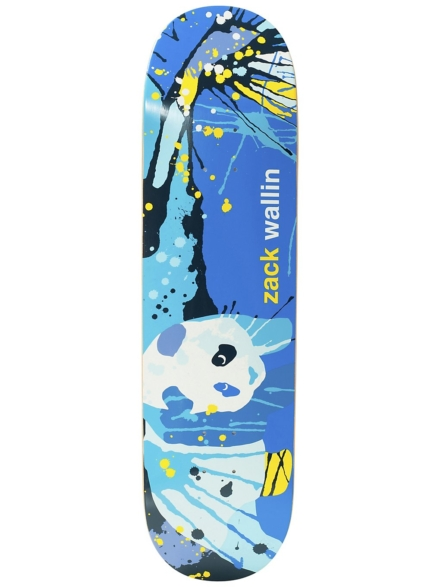 "Enjoi Splatter Panda 8.5"" Skateboard Deck patroon"