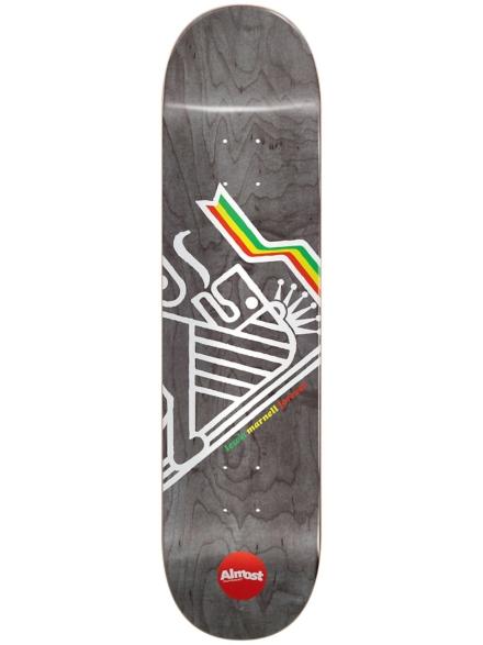 "Almost Lewis Forever Lion R7 8.0"" Skateboard Deck patroon"