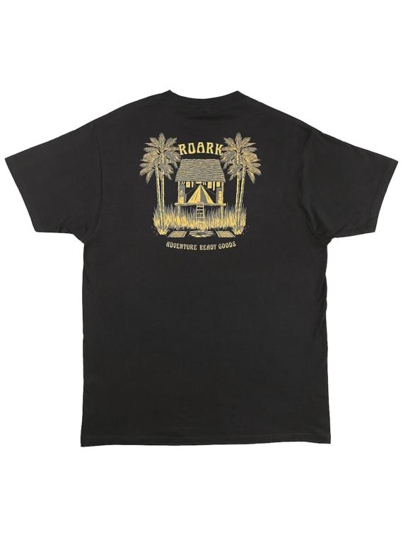 Roark Revival Hideaway T-Shirt zwart