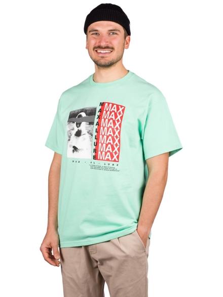 Maxallure Finer Things T-Shirt groen